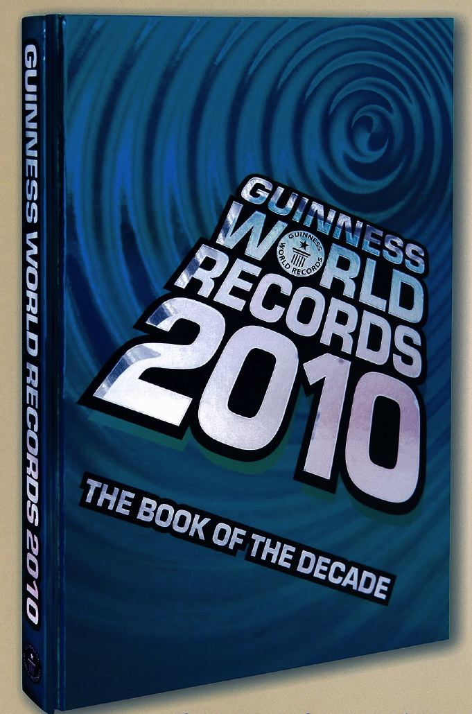 Guinness world records 2010 book free